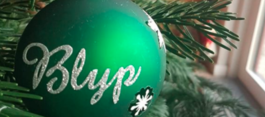 Personlig julekugle